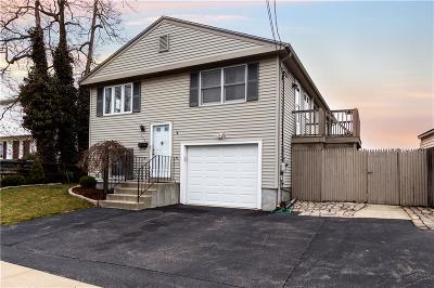 East Providence RI Single Family Home For Sale: $309,000