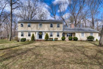 East Greenwich Single Family Home For Sale: 35 Limerock Dr