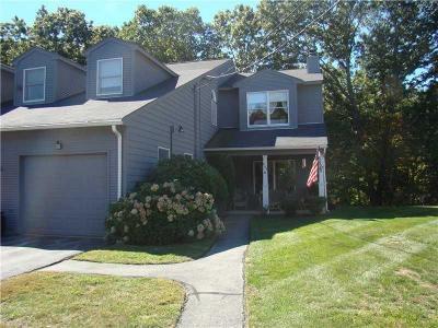 North Providence Condo/Townhouse For Sale: 117 Turnessa Green Dr, Unit#b #B