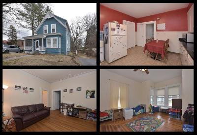 Woonsocket Multi Family Home For Sale: 532 - 534 Blackstone St