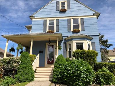 Cranston Single Family Home For Sale: 208 Greenwood St