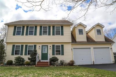 Warwick Single Family Home Act Und Contract: 21 Tex Ct