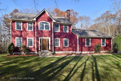 West Greenwich RI Single Family Home For Sale: $429,900
