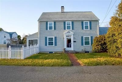 East Providence Single Family Home For Sale: 3 Florence St