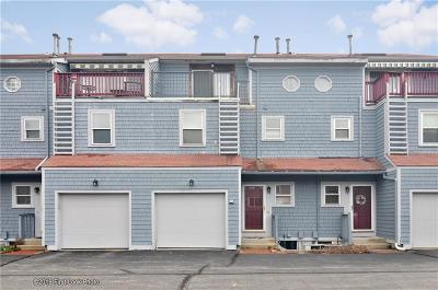 East Greenwich Condo/Townhouse Act Und Contract: 79 Duke St, Unit#15 #15
