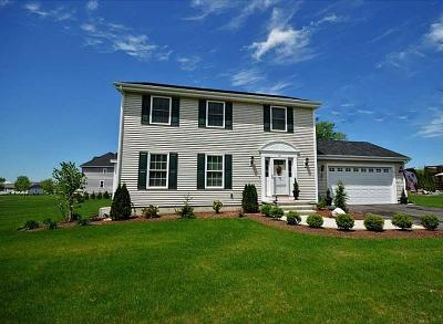 Seekonk Single Family Home For Sale: 160 Anthony St