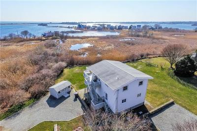 South Kingstown Single Family Home For Sale: 59 Teal Rd