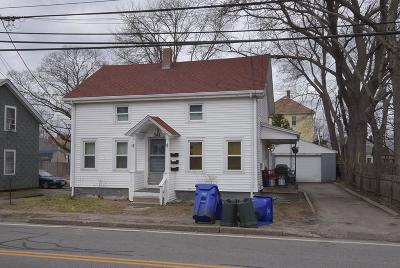 Pawtucket Multi Family Home For Sale: 548 Cottage St