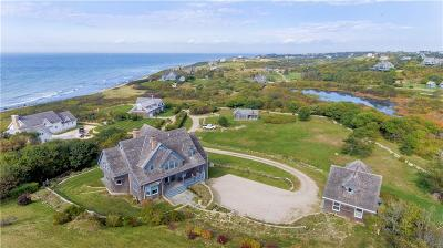 Block Island Single Family Home For Sale: 1431 - 901 Cooneymus Rd