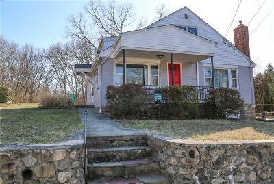 Westerly Single Family Home Act Und Contract: 9 Wayland St