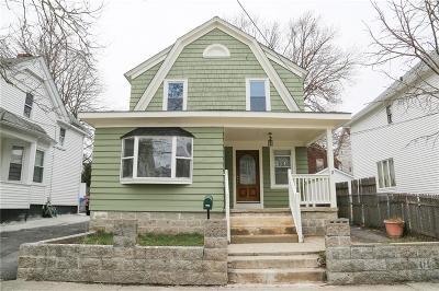 Providence Single Family Home For Sale: 271 California Av