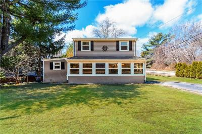 Narragansett Single Family Home For Sale: 137 Bonnet Shores Rd