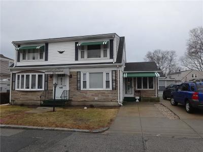 Providence Multi Family Home Act Und Contract: 13 Sophia St
