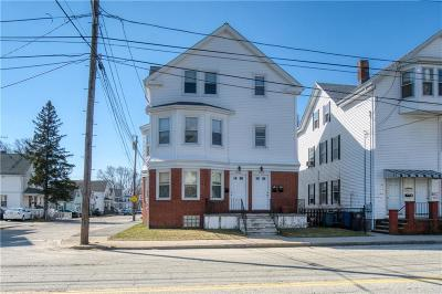 Cranston Multi Family Home Act Und Contract: 1306 - 1308 Cranston St