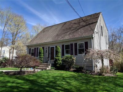 Cumberland Single Family Home For Sale: 15 Pound Rd