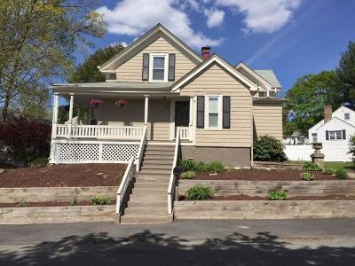 North Providence Single Family Home For Sale: 59 Central Av