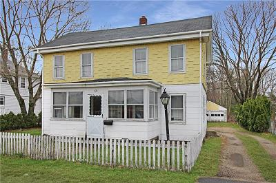 Westerly Single Family Home For Sale: 65 White Rock Rd
