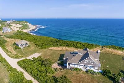 Block Island Single Family Home For Sale: 1357 Black Rock Rd