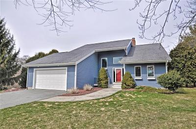Newport County Single Family Home For Sale: 171 Stonegate Dr