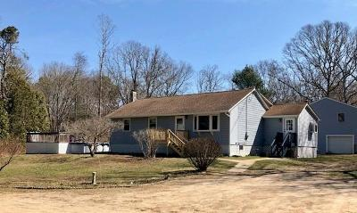 Charlestown Single Family Home Act Und Contract: 4492 S County Trl