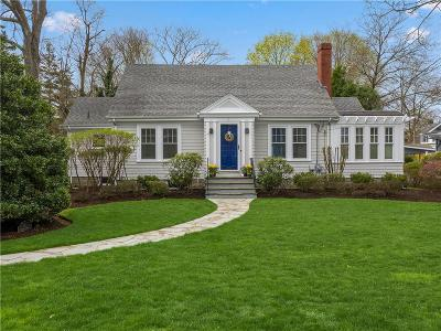 Bristol County Single Family Home For Sale: 11 Chapin Rd