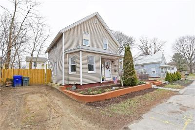 East Providence Single Family Home Act Und Contract: 34 Dorr Av