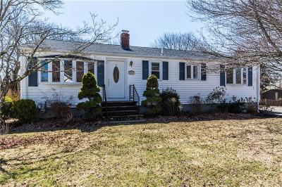 Bristol County Single Family Home Act Und Contract: 215 Whipple Av