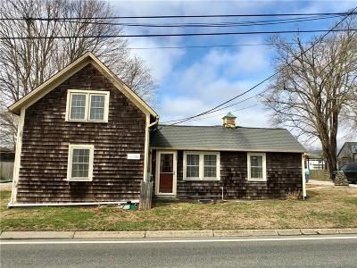 Charlestown Single Family Home For Sale: 289 Narrow Lane