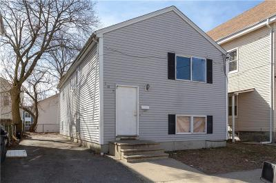 Providence Single Family Home For Sale: 107 Harriet St