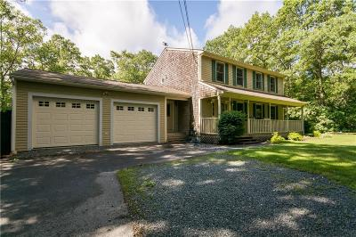 Tiverton RI Single Family Home For Sale: $465,000