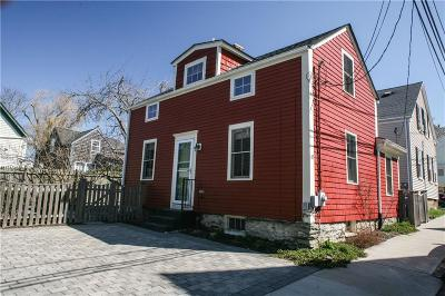 Newport Single Family Home For Sale: 40 S. Baptist St