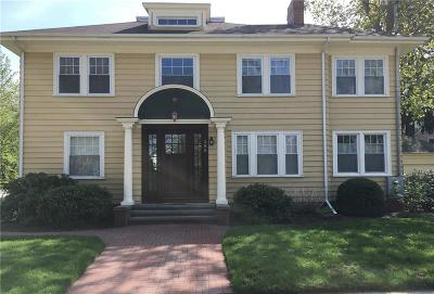 Pawtucket Condo/Townhouse For Sale: 188 Oak Hill Av, Unit#1 #1