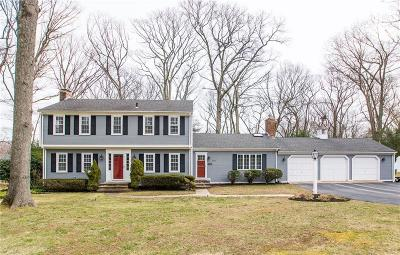East Greenwich Single Family Home Act Und Contract: 247 Kent Dr