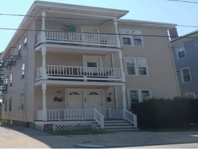 Pawtucket Multi Family Home Act Und Contract: 130 Anthony Av