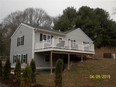 East Greenwich Single Family Home For Sale: 120 Tillinghast Rd