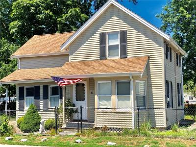 East Providence Single Family Home For Sale: 97 Cedar Av