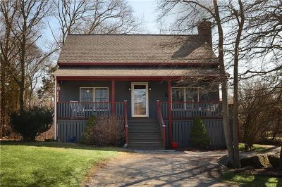Newport County Single Family Home Act Und Contract: 9 Fairwood Dr