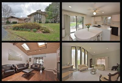 Cranston Single Family Home For Sale: 961 Pippin Orchard Rd