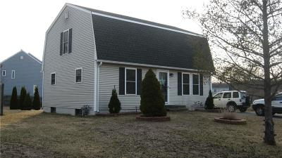 Westerly Single Family Home For Sale: 7 Peabody Ct