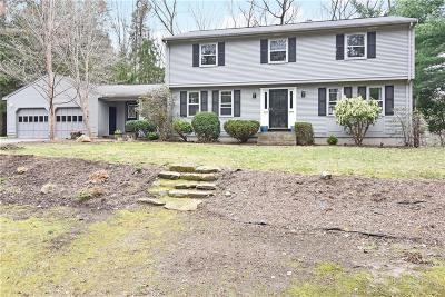 East Greenwich Single Family Home For Sale: 10 Cardinal Lane