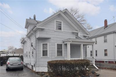 Providence Multi Family Home For Sale: 120 Ophelia St