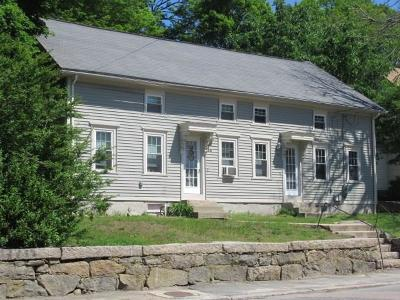 Scituate Multi Family Home Act Und Contract: 70 - 72 Main St