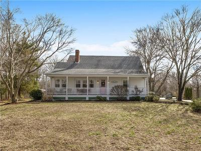 Bristol County Single Family Home For Sale: 417 Sowams Rd