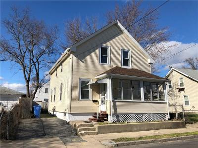 Cranston Single Family Home For Sale: 287 Smith St