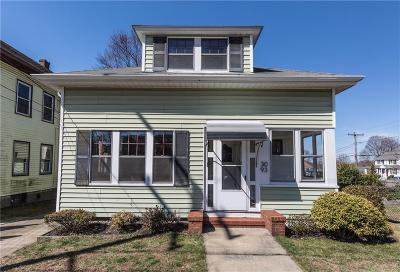 East Providence Single Family Home Act Und Contract: 3093 Pawtucket Av