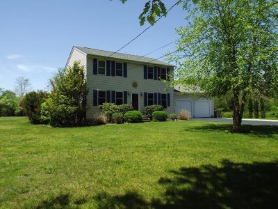 Wakefield Single Family Home Act Und Contract: 418 North Road Rd