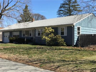 North Kingstown Single Family Home Act Und Contract: 20 Catherine Dr
