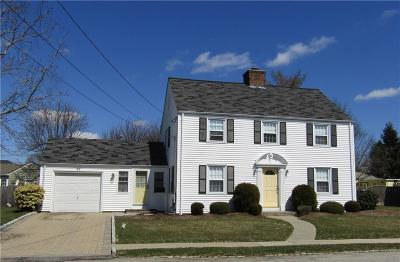 Cranston Single Family Home Act Und Contract: 29 Bryant Rd