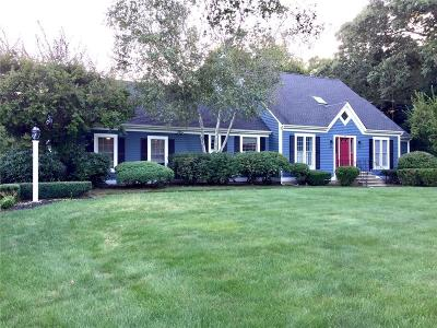 East Greenwich Single Family Home Act Und Contract: 105 Sheep Farm Dr