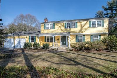 Barrington Single Family Home Act Und Contract: 21 Heritage Rd